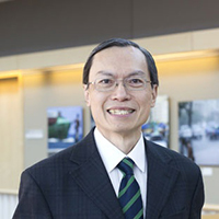 photo of Kenneth K. Wong